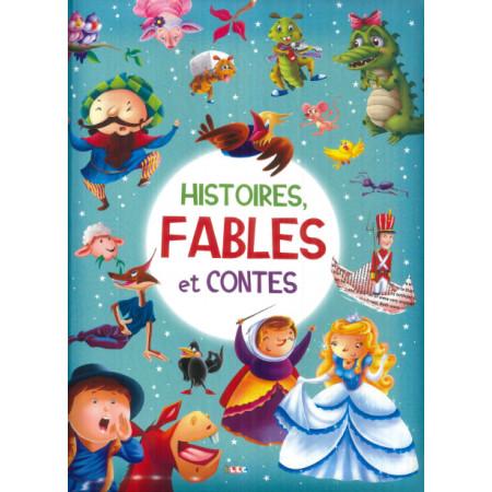 Histoires, fables et contes