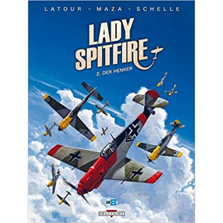 Lady Spitfire Tome 2