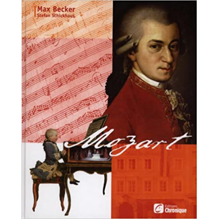 Mozart avec 1 CD audio
