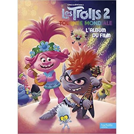 Dreamworks - Trolls 2-Album du film