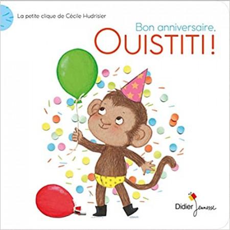Bon anniversaire, Ouistiti !
