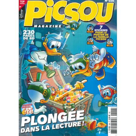 Picsou Magazine n° 556