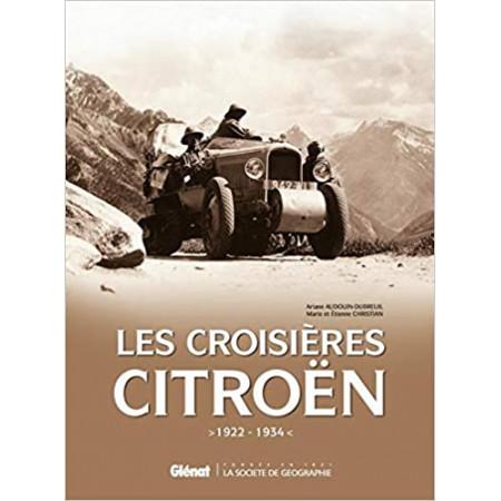 Les croisières Citroën (1922-1934) - Coffret 4 volumes