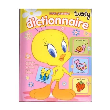 Mon premier dictionnaire Tweety