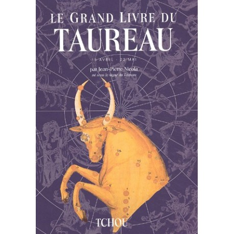 Le grand livre du Taureau