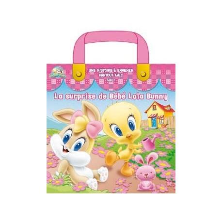 La surprise de Bébé Lola Bunny