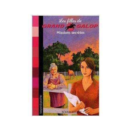 Missions secrètes Les filles de Grand Galop T10