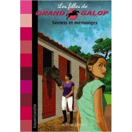 Secrets et mensonges Les filles de Grand Galop T4