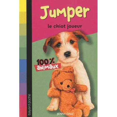 Le chiot joueur Jumper