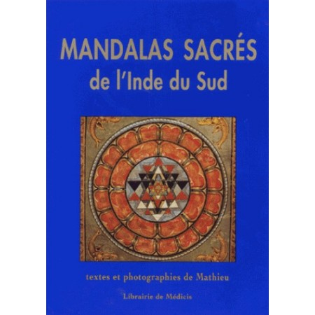 Mandalas sacrés de l'Inde du Sud