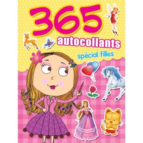 365 Autocollants spécial filles