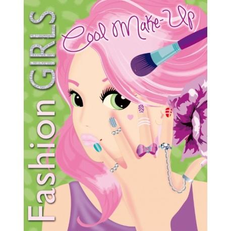 Fashion girls cool make-up