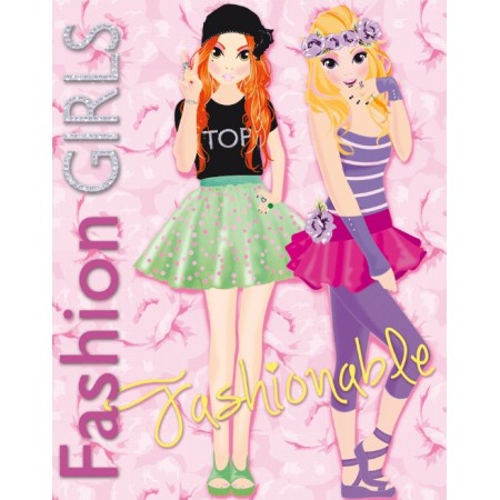 Fashion girls fashionable