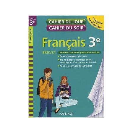 Français 3e Brevet
