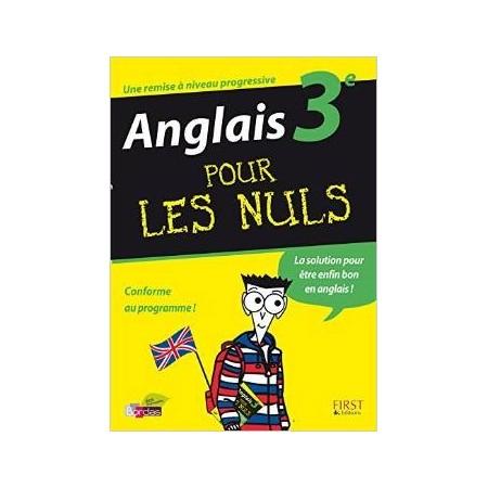 Anglais 3ème pour les Nuls