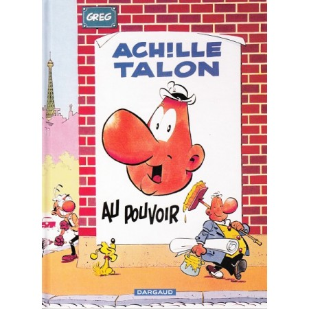 Achille Talon (petit format) Au pouvoir
