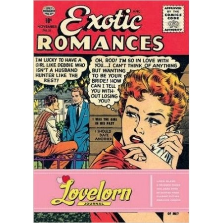 Exotic romance : Lovelorn - le journal