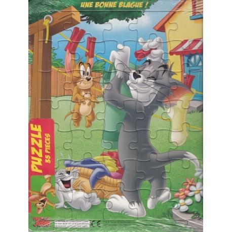 Tom et Jerry Une bonne blague Puzzle 35 pièces