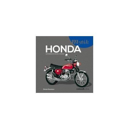 Honda - Les modèles cultes de la marque