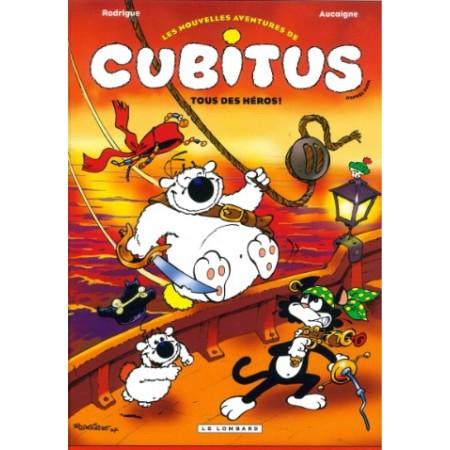 Cubitus Tous des héros