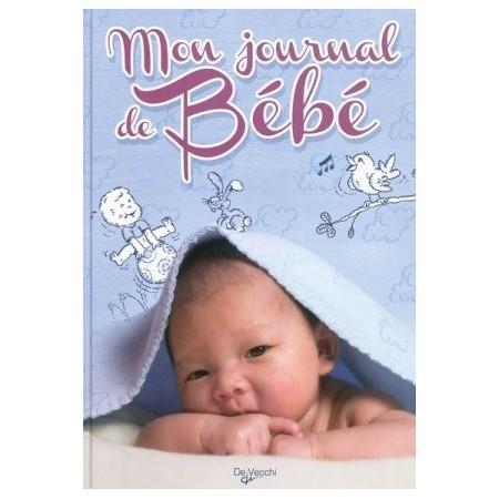 MON JOURNAL DE BEBE (bleu)