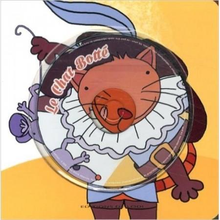 Le chat botté (inclus un CD audio)