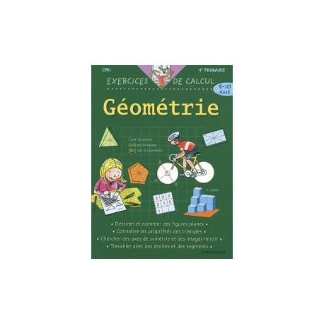 Géométrie CM1 9-10 ans