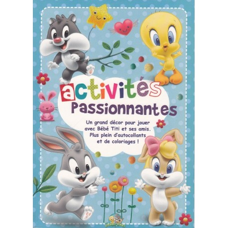 Activités passionnantes avec Bébé Titi et ses amis