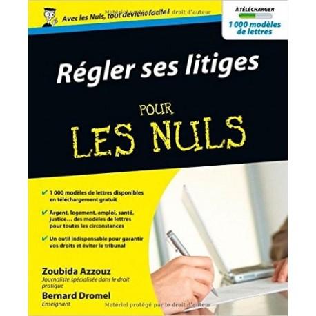 Dictionnaire encyclop die r gler ses litiges pour les for Livre de cuisine pour les nuls