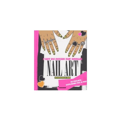 L'art du dessin sur ongles - Nail art