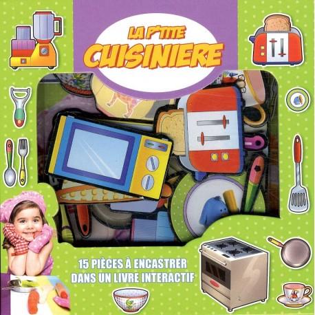 Kit puzzle La P'tite cuisinière