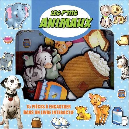 Kit puzzle Les p'tits animaux