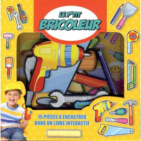 Kit puzzle Le p'tit bricoleur