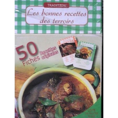 Les bonnes recettes des terroirs tome 4