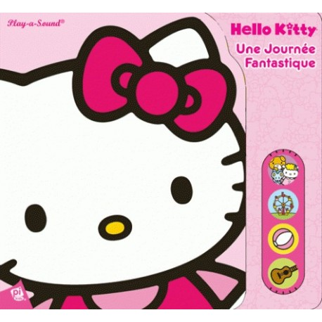 Hello Kitty - Une journée fantastique