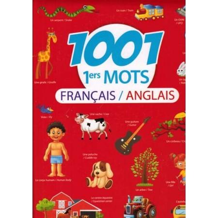 1001 premiers mots Français/Anglais