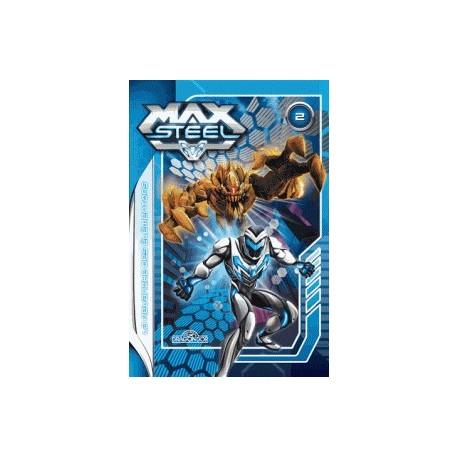 Max Steel Tome 2 (Broché) La revanche des élémentors