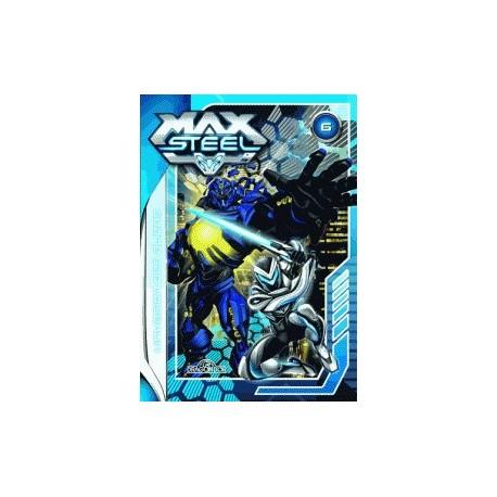 Max Steel Tome 6 (Broché) L'invasion des aliens