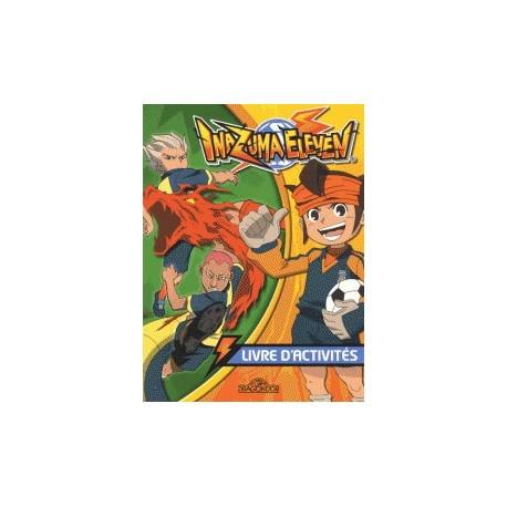 Inazuma Eleven - Livre d'activité