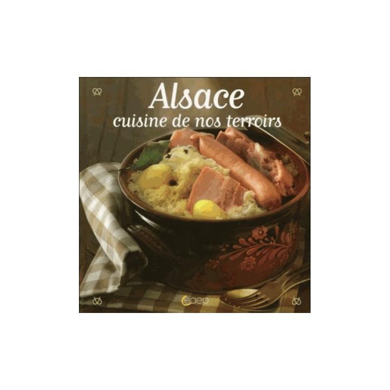 Cuisine alsace cuisine de nos terroirs ean13 for Alsatian cuisine
