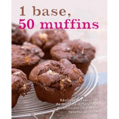 1 base, 50 muffins