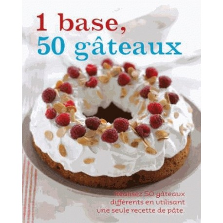 1 base, 50 gâteaux