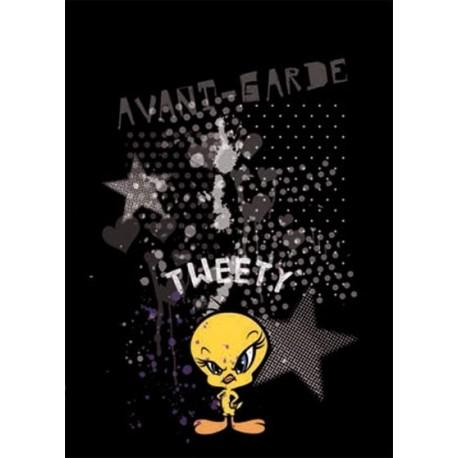 Carnet - Tweety avant - garde - couverture brillante