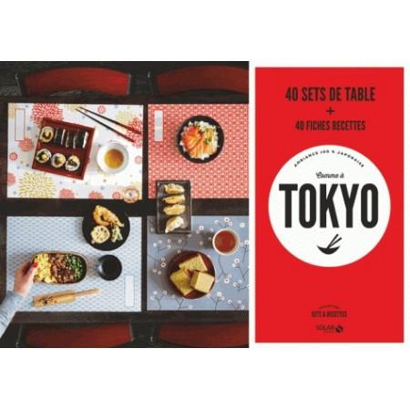 Comme à Tokyo - Ambiance 100% japonaise (set table)