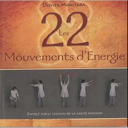 Les 22 Mouvements d'Energie + DVD