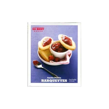 50 Best barquettes