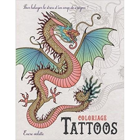Coloriage Tattoos