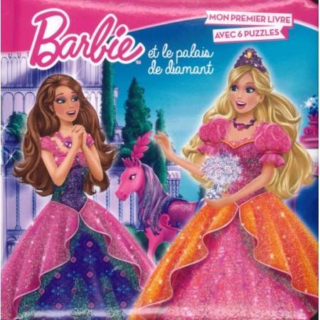 Barbie et le palais de diamant (6 puzzles)
