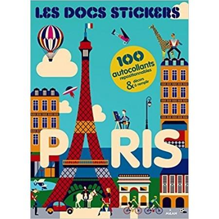 Paris - 100 autocollants