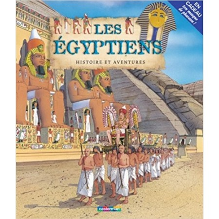Les égyptiens - Avec un jeu